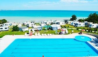 Цяло лято на брега на морето край Балчик! 1 или 2 нощувки със закуски и вечери + минерален басейн в Комплекс Свети Георг