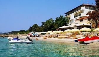 Цяло лято на брега на морето на о.Тасос! Нощувка за двама в комплекс Pefkari Sudios