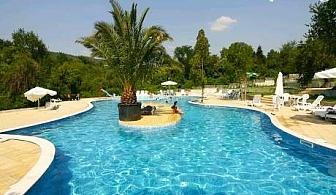 Цяло лято лукс почивка в Балчик! Нощувка със закуска + външен, вътрешен басейн и СПА в Hotel Elit Palace and Spa