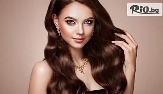 Дълбоко хидратираща, възстановяваща и силно регенерираща косъма в дълбочина терапия за коса с хиалуронова киселина, от Салон за красота Beautique