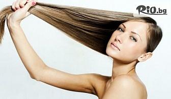 Дълбоко подхранваща терапия против косопад, от Салон за красота Mary Perfect Style