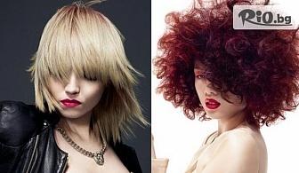 Дамско подстригване + плитка по избор на клиента, от Салон за красота САНДРА Style
