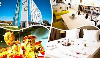 8 Декамври в Панагюрище! 1, 2 или 3 нощувки на човек със закуски и празнична вечеря с DJ в хотел Корт Ин
