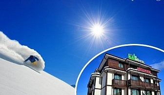 11 - 22 Декември в Банско! Нощувка със закуска и вечеря в механа с музика на живо + сауна и парна баня само за 33 лв. в хотел Калис