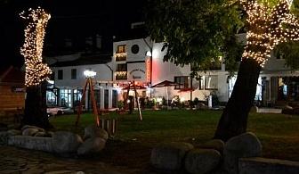 8-ми Декември в Банско! 2 нощувки + празнична вечеря с жива музика във Фамилна къща и механа ,,Ореха''