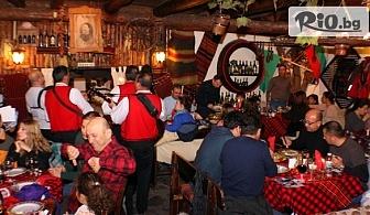 За 8 Декември в Банско! 2 нощувки със закуски и празнична вечеря в Обецанова механа + СПА зона и БОНУС, от Хотел Мария-Антоанета Резидънс 4*