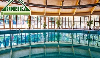 9 - 22 Декември в Чепеларе! 3 нощувки със закуски за двама +  басейн и сауна в хотел Борика****