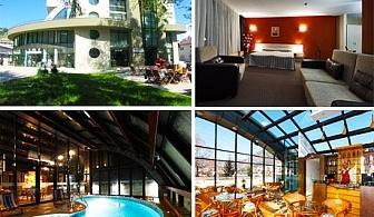 8 декември в Девин! 2 нощувки на човек със закуски и празнична вечеря + минерален басейн в Хотел Евридика
