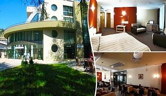 8 Декември в Хотел Евридика, Девин. 2 нощувки на човек със закуски и вечери - едната празнична + възможност за ползване на минерален басейн