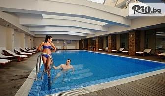 Делнична почивка в Хисаря! Нощувка със закуска + СПА и вътрешен басейн, от Хотел Сана СПА