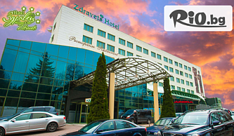 Делнична почивка във Велинград! 5 нощувки със закуски и вечери + СПА, безплатен лекарски преглед и балнео процедури, от Хотел Здравец Wellness andSpa 4*