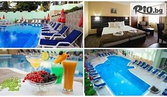 Делнична СПА почивка във Велинград до средата на Септември! 3 или 4 нощувки със закуски и вечери + СПА и Бонус, от Хотел Здравец Wellness andSpa 4*