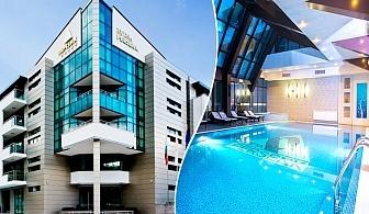 Делник в хотел Персенк*****, Девин! Нощувка на човек със закуска + минерален басейн и СПА