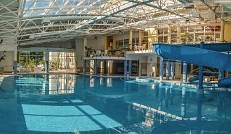 Делник или уикенд в Спа Хотел Аугуста, Хисаря с до 31% намаление - здраве и минерална вода! Нощувка със закуска и ползване на басейн + СПА процедура всеки ден  на цени от 31.40лв. на човек!