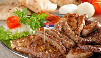 За 1 ден до Фестивала на сръбската скара в Лесковац - Рощилиада, с посещение на Ниш - транспорт и екскурзовод от Глобул Турс!