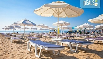 За 1 ден на плаж през юни в Неа Ираклица, Гърция! Транспорт и екскурзовод от Глобул Турс!