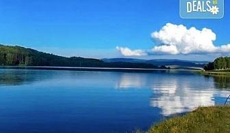 """За 1 ден до Власинското езеро, Трън, ждрелото на р. Ерма и скален параклис """"Св. Петка""""! Транспорт и водач от Глобус Турс!"""
