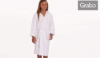 Детска хавлия за баня Frottana от 100% памук