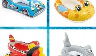Детска надуваема лодка - играчка