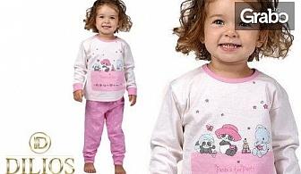 Детска пижама от 100% памук, модел по избор