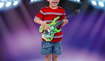 Детска рок китара