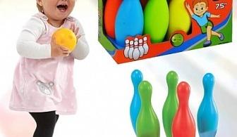 Детски комплект за боулинг