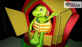 """Детски куклен театър """"Франклин Великолепният"""" на 19 Октомври, Събота от 11:00 часа, от Кинотеатър Освобождение"""