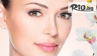 Диагностика на кожа, почистване на лице, биологичен пилинг, маска и масаж + Бонус: Почистване на вежди само за 13.90лв, от Козметичен салон Persona