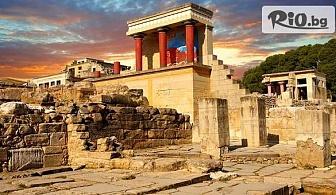 4-дневен All Inclusive круиз до Пирея/Атина, о-в Миконос, Кушадасъ/Eфес, о-в Патмос, о-в Крит и о-в Санторини, собствен транспорт, от Океан Травел