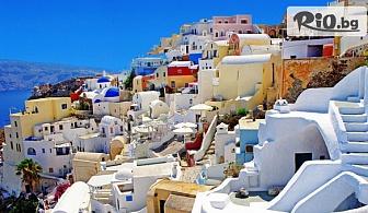 5-дневен All Inclusive круиз до Санторини, Микoнос, Родос, Патмос, Крит и Кушадасъ, от Океан Травел