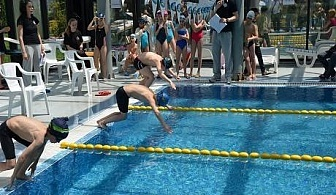5 дневен курс по плуване за деца в спортен комплекс Силвър Сити само за 45 лв