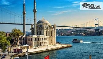 5-дневна екскурзия до Истанбул! 3 нощувки със закуски в хотел 2/3* + автобусен транспорт и екскурзовод, от ABV Travels