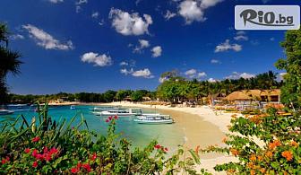 10-дневна почивка на о-в Бали! 7 нощувки със закуски в 3/4* хотел + самолетен транспорт, от Дрийм Холидейс