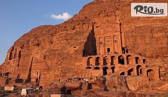5-дневна самолетна екскурзия до Йордания - Акаба - Петра! 4 нощувки със закуски и вечери + екскурзии и входни такси, екскузовод, от Дрийм Холидейс