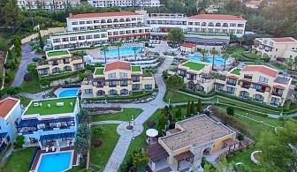 5 дни за двама със закуска и вечеря от 18.09 в Aegean Melathron Thalasso Spa Hotel