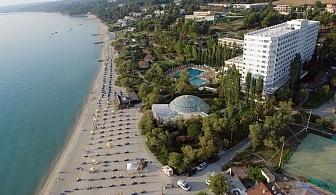 5 дни за двама със закуска и вечеря от 12.08 в Bomo Pallini Beach Hotel