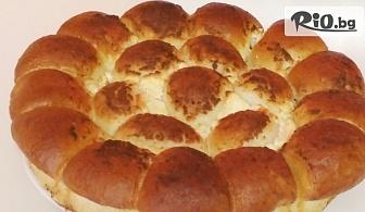 Домашни печива - Милинка по сливенски или софийски, Домашен или Болярски тутманик, от Пекарна Taste It