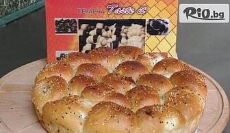 Домашни печива - Милинка по сливенски или софийски, или Домашен тутманик, от Пекарна Taste It