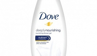 Dove Deeply Nourishing Shower Gel