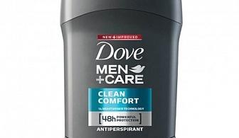 Dove Men + Care Clean Comfort Anti-Perspirant