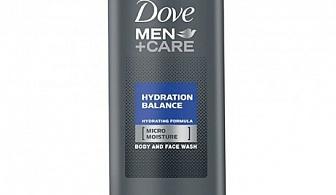 Dove Men + Care Hydration Balance Body & Face Wash