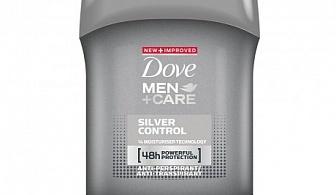 Dove Men + Care Silver Control Anti-Perspirant
