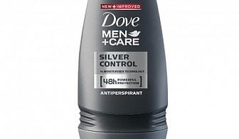 Dove Men + Care Silver Controlanti-Perspirant