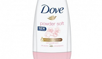 Dove Powder Soft Anti-Perspirant