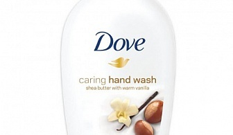 Dove Purely Pampering Shea Butter Cream Wash