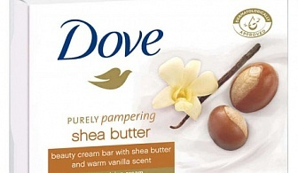 Dove Purely Pampering Shea Butter Cream Bar