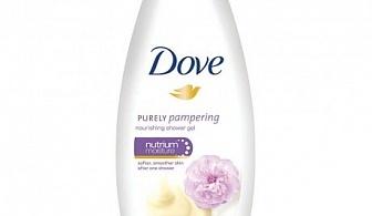 Dove Purely Pampering Sweet Cream & Peony Nourishing Shower Gel