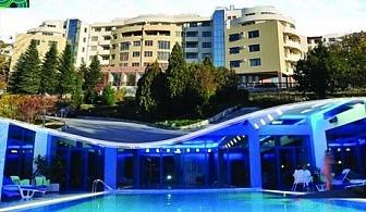Два МИНЕРАЛНИ басейна и СПА в Сандански. Нощувка със закуска в Апартхотел Медите***