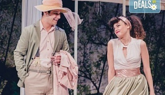 Две комедии на Уди Алън и Нийл Саймън на сцената на Театър ''София''! ''Олд Сейбрук'' и ''Последният страстен любовник'' на 22.06. от 19 ч., билет за един!