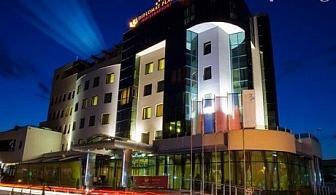 Две нощувки със закуски + басейн и СПА в Diplomat Plaza Hotel & Resort****, Луковит